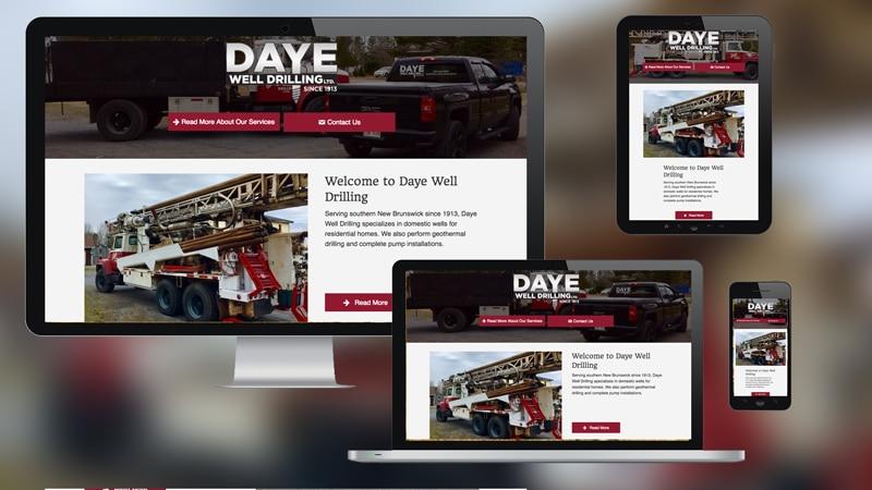 Daye Well Drilling