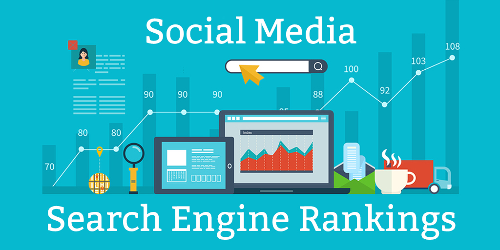 Social Media and Search Engine Rankings
