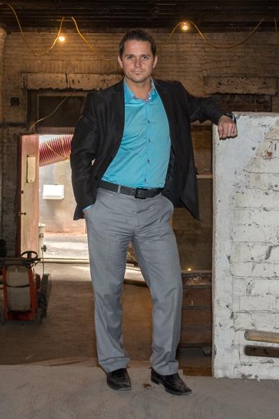 Keith Brideau