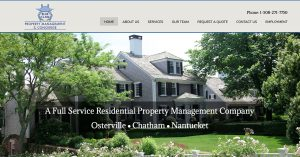Website Launched for Blue Claw Property Management & Concierge