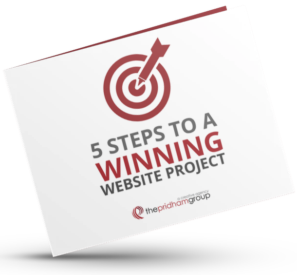 5-steps-to-a-winning-website-project